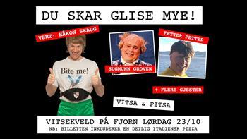 VITSEKVELD med Håkon og Sugmunn