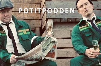PODCAST LIVE med Pottitpodden