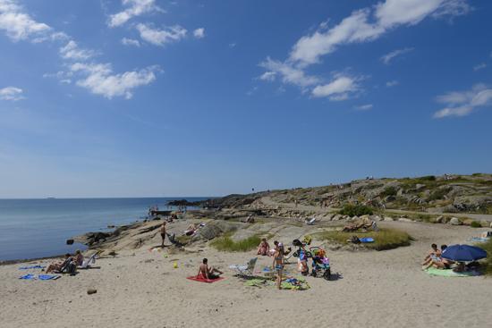 Getteröns semesteranläggning ligger vid 4:e vik på Getterön i Varberg.