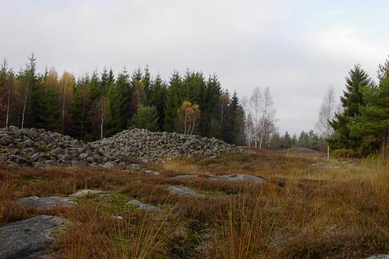 Ett av Hallands mäktigaste fornminnesområden