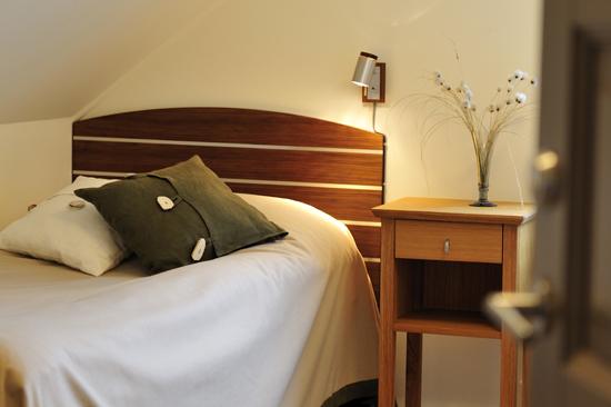 Ett av många härliga rum på Kyrkebacken, det helt nybyggda området i Hjortseryd