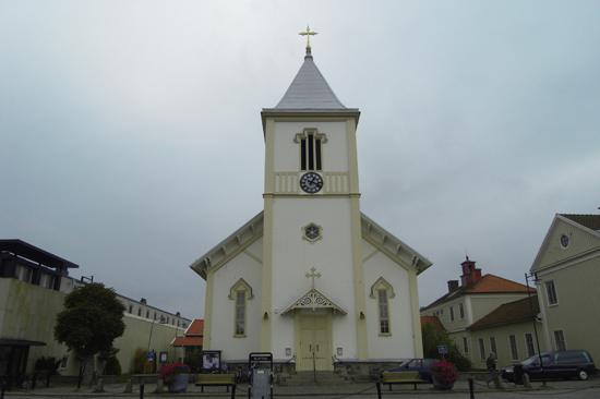 Kungsbacka kyrka