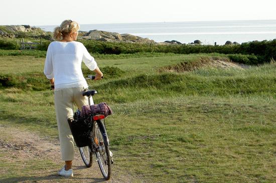 Gyllene Turer tar hand om allt det praktiska så du kan njuta av semestern och den vackra utsikten