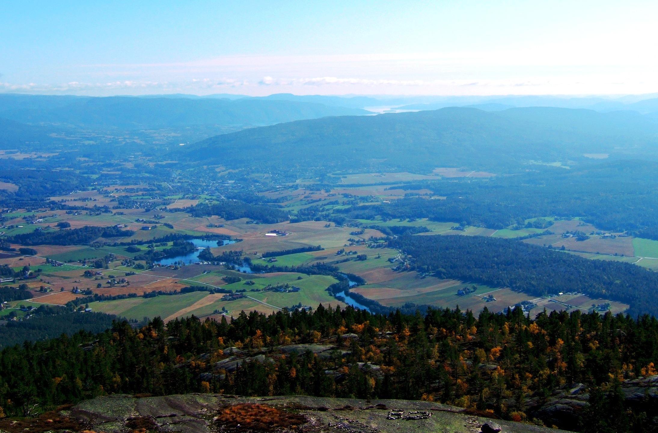 View over Bø , © Kari Anne Nordskog