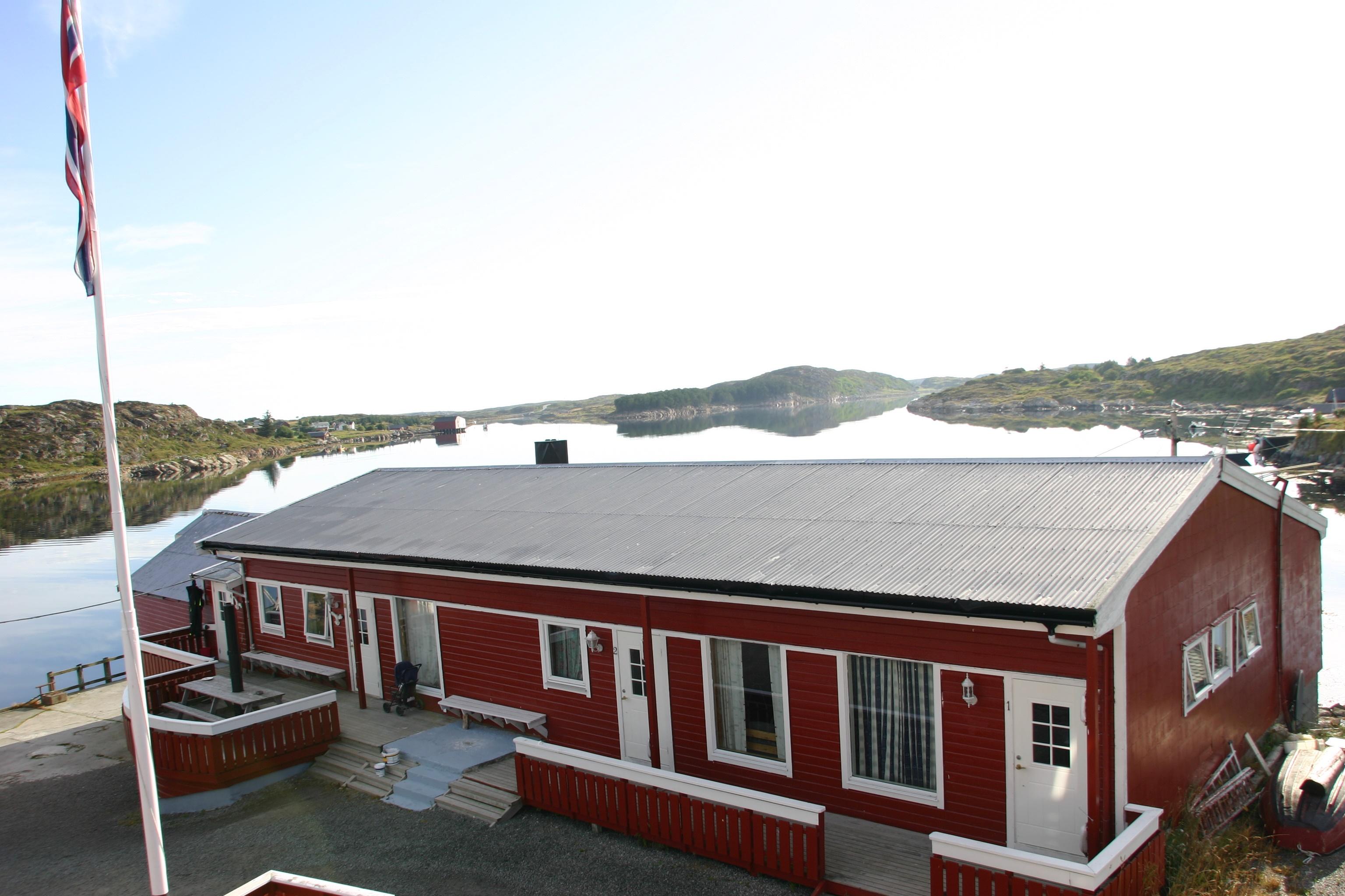 Gurvikdal havfiskesenter på Frøya