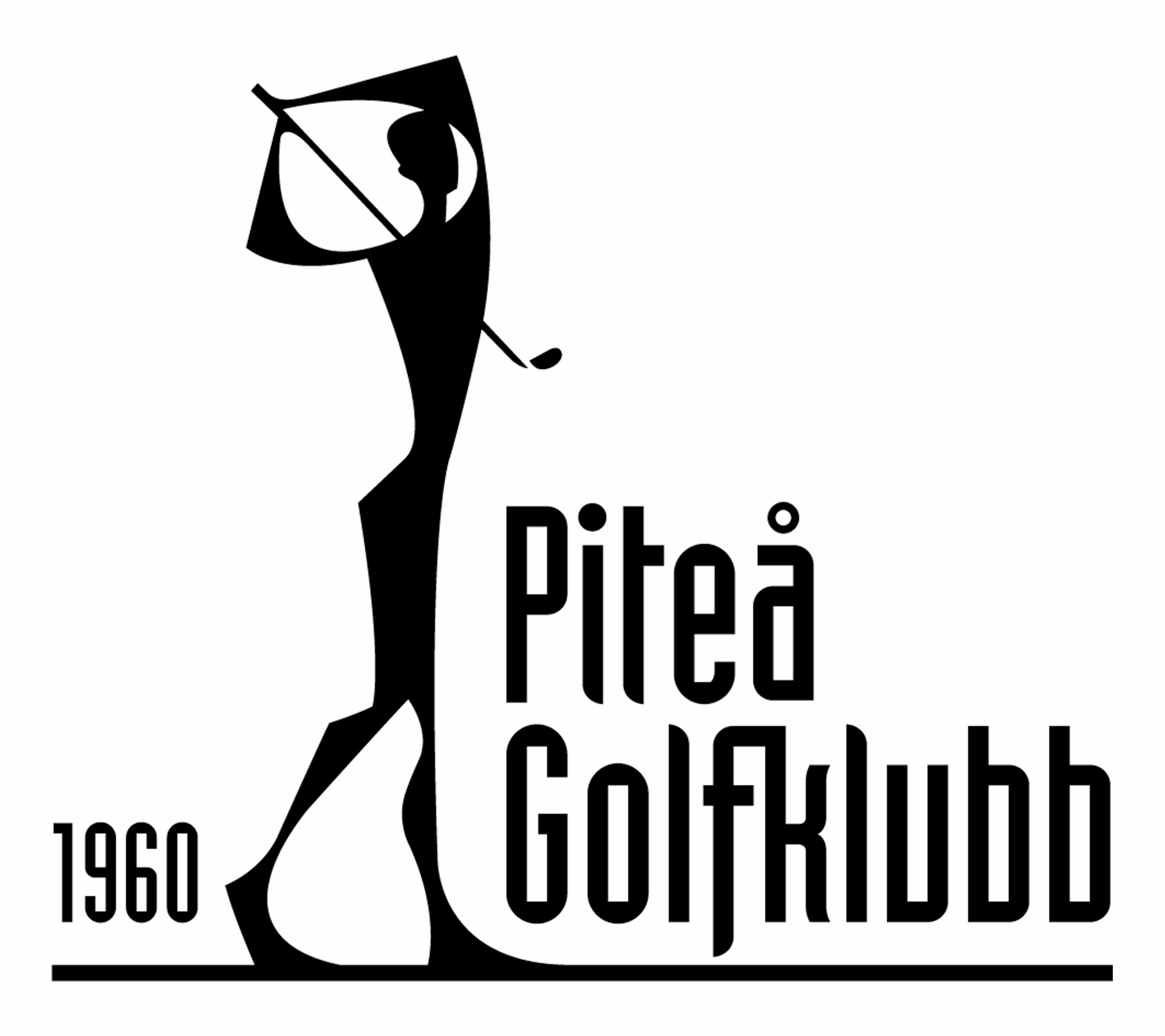 Logotype Piteå Golfklubb