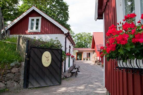 Ulvereds Hjorthägn - en unik anläggning i Hallands inland