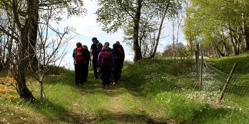 Pilegrimsvandring - fra Munkeby herberge til Stiklestad