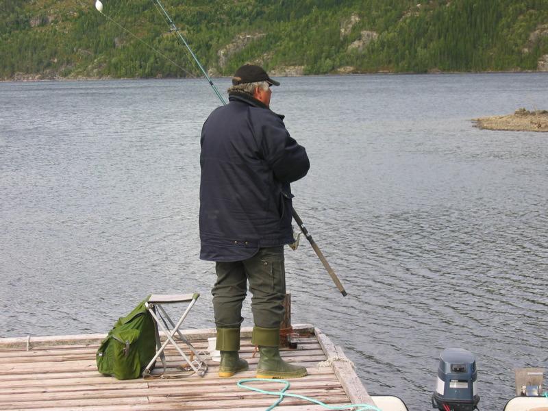 Fisker.