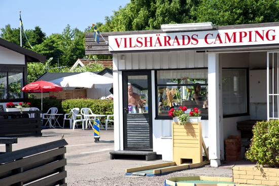 Vilshärads camping är en  familjecamping, 15 minuters väg från Halmstad, på Västkusten