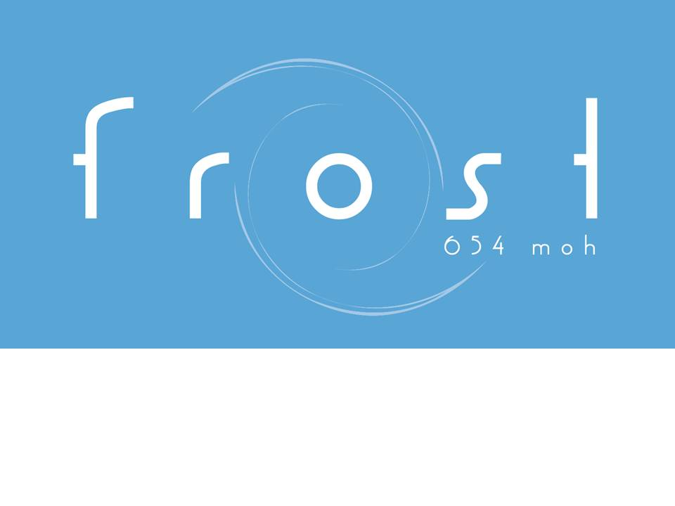 Frost 654 m.o.h.