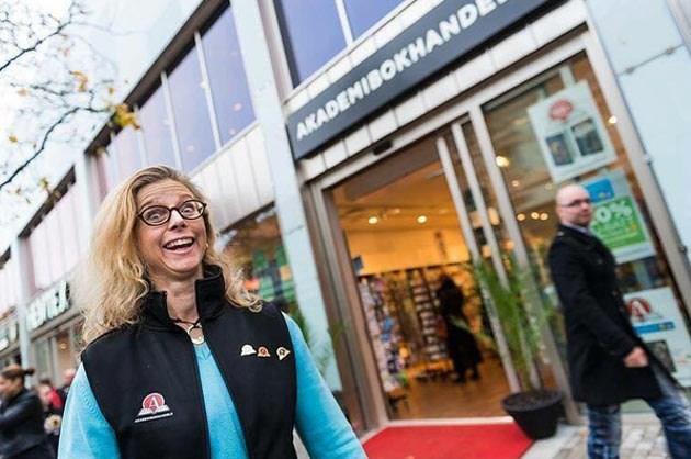 Bokkväll med Ulrika Larsson på Strandgården i Villshärad