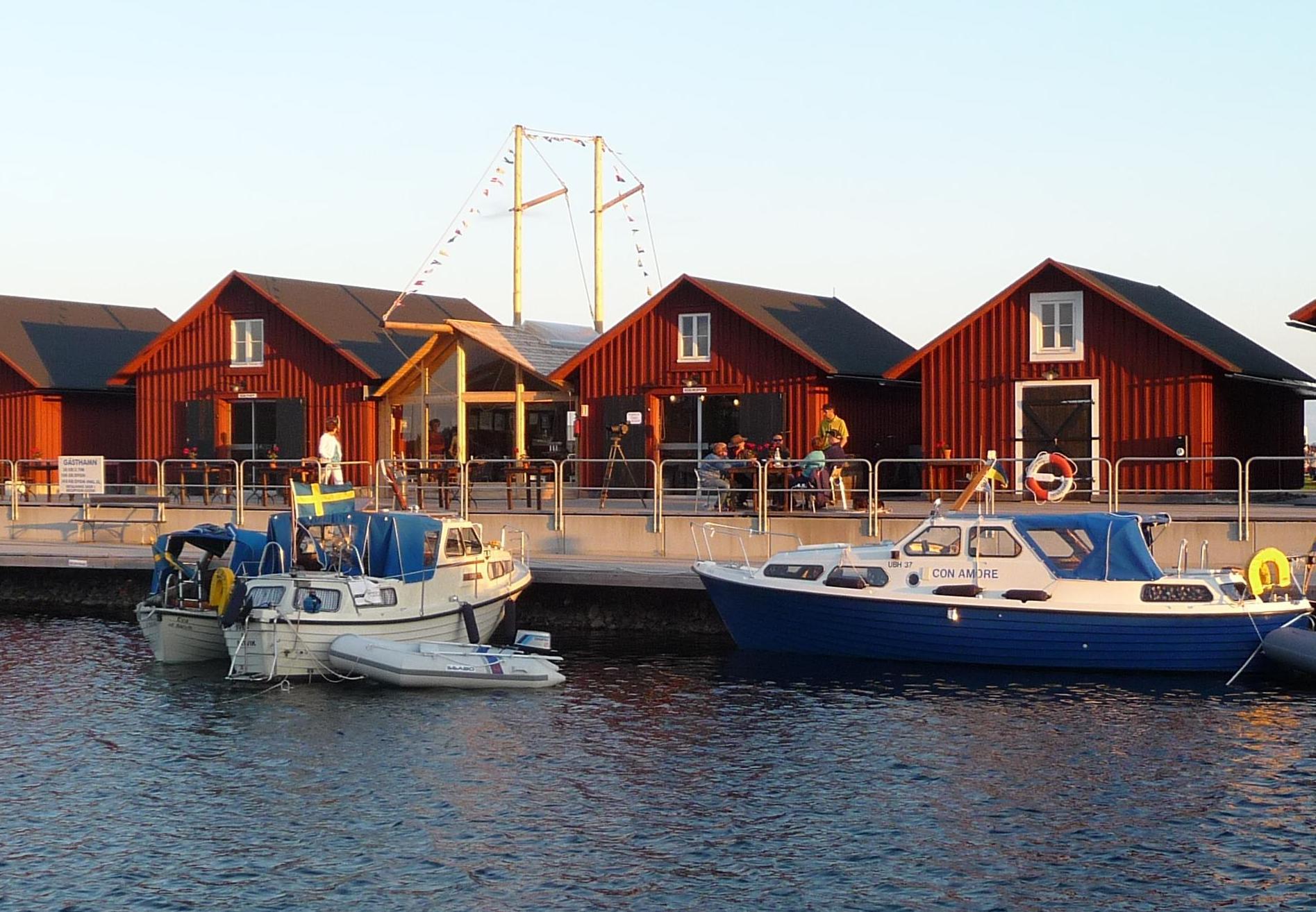 Västra Kajen Gästhamn