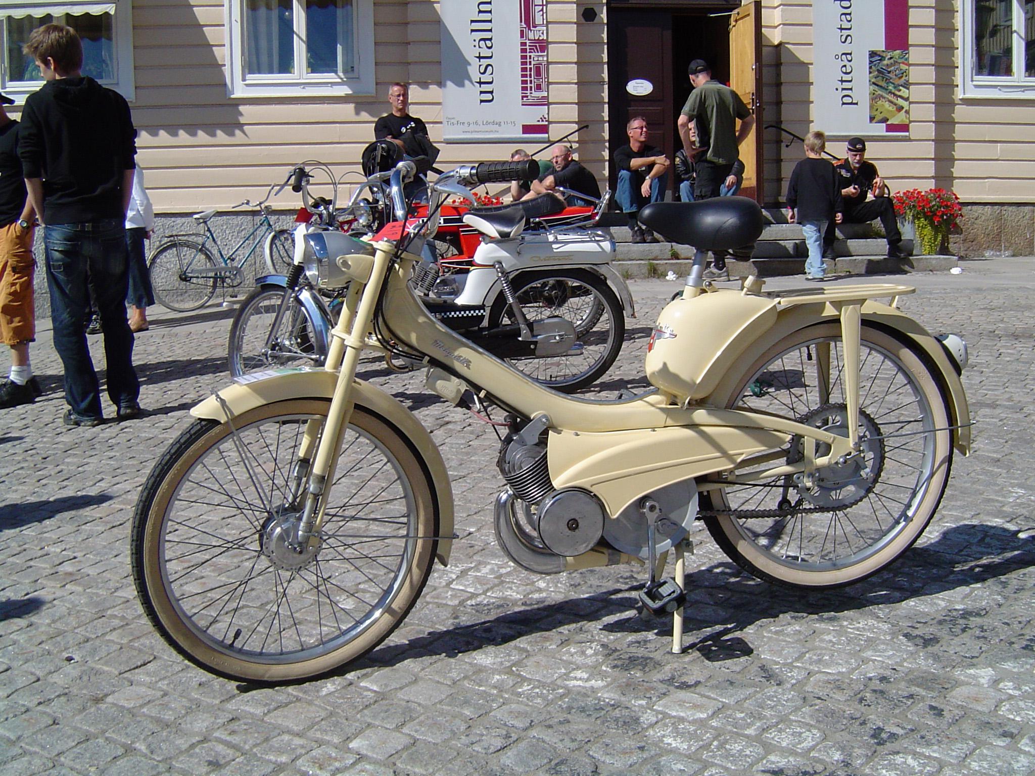 Mopedens dag