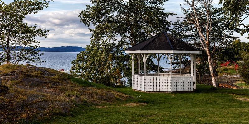 Jægtvolden Fjordhotell - the Pavillion. Copyright: Jægtvolden Fjordhotell