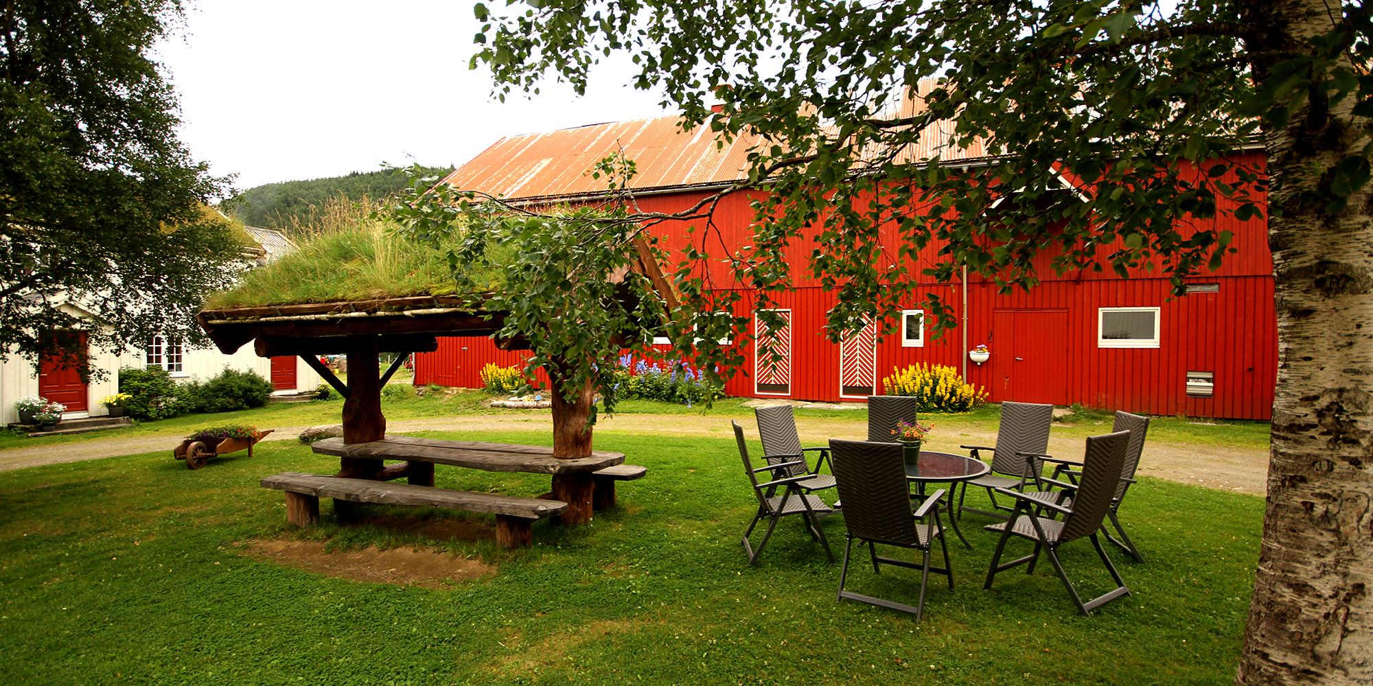 Mokk farm. Copyright: Mokk gård