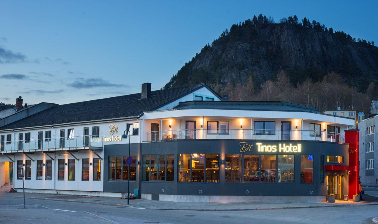 Tino's hotell og restaurant AS