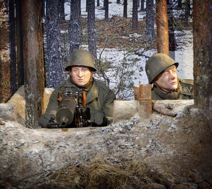 © Försvarsmuseum