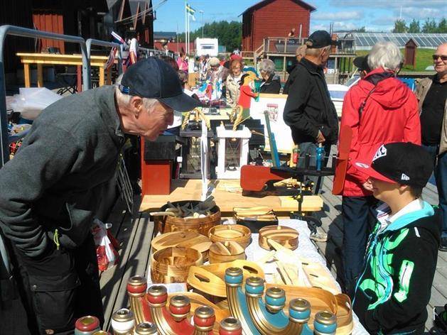 Marknad Västra kajen