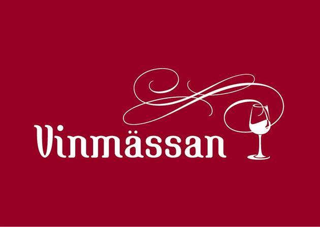 Logotyp Vinmässan