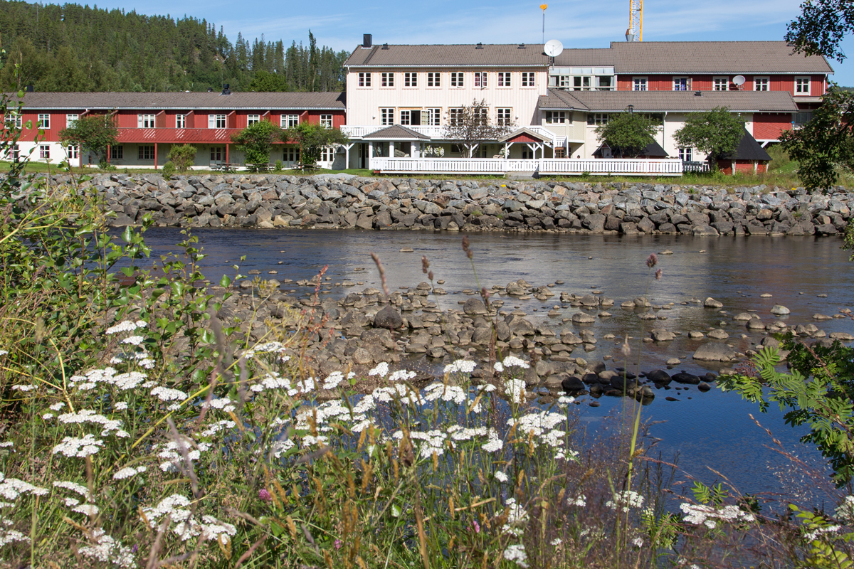 Fosen Fjordhotell. Copyright: Petter Bueng