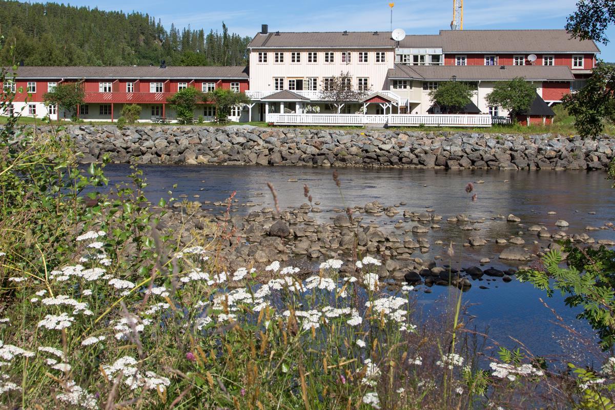 Fosen Fjordhotel ved Stordalselva
