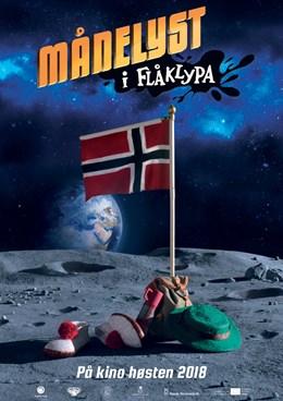 Månelyst i Flåklypa