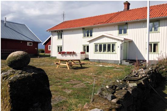 Ludvigs gård, vandrarhemmet på Vendelsö
