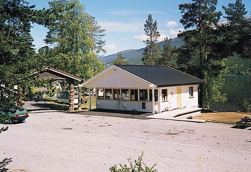 Familiecamping ved Sandvatn i Hovin, 60 km fra Rjukan og 50 km fra Kongsberg. Hytteutleie og telt/caravanplasser.  , © visitRjukan AS