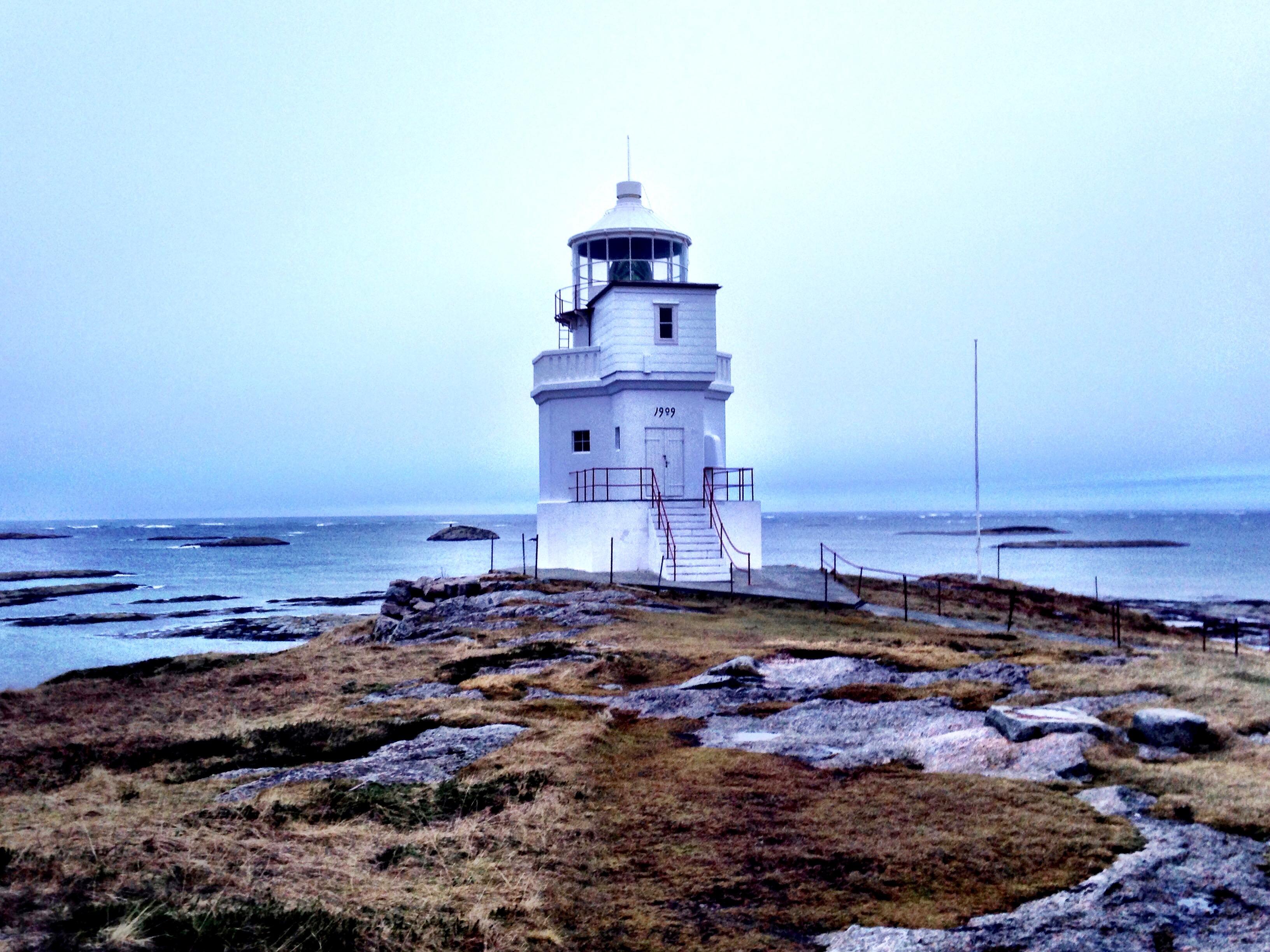 Øyhopping på Frøya og Hitra