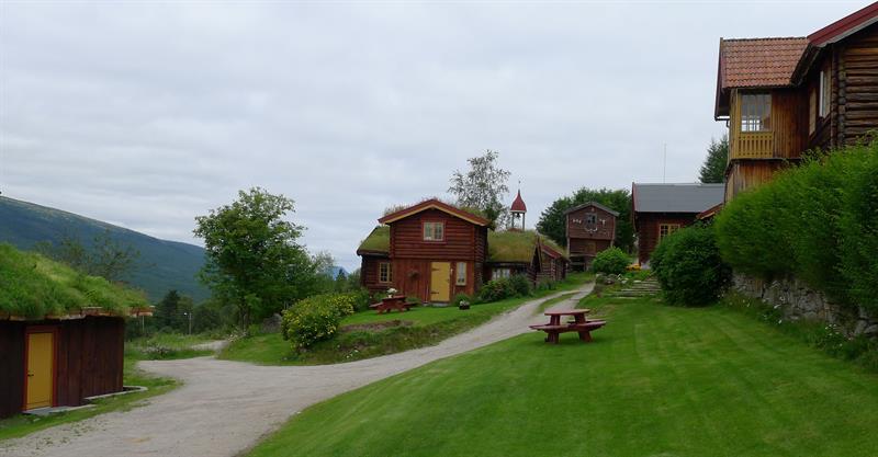 Romenstad Hytte og gårdsferie