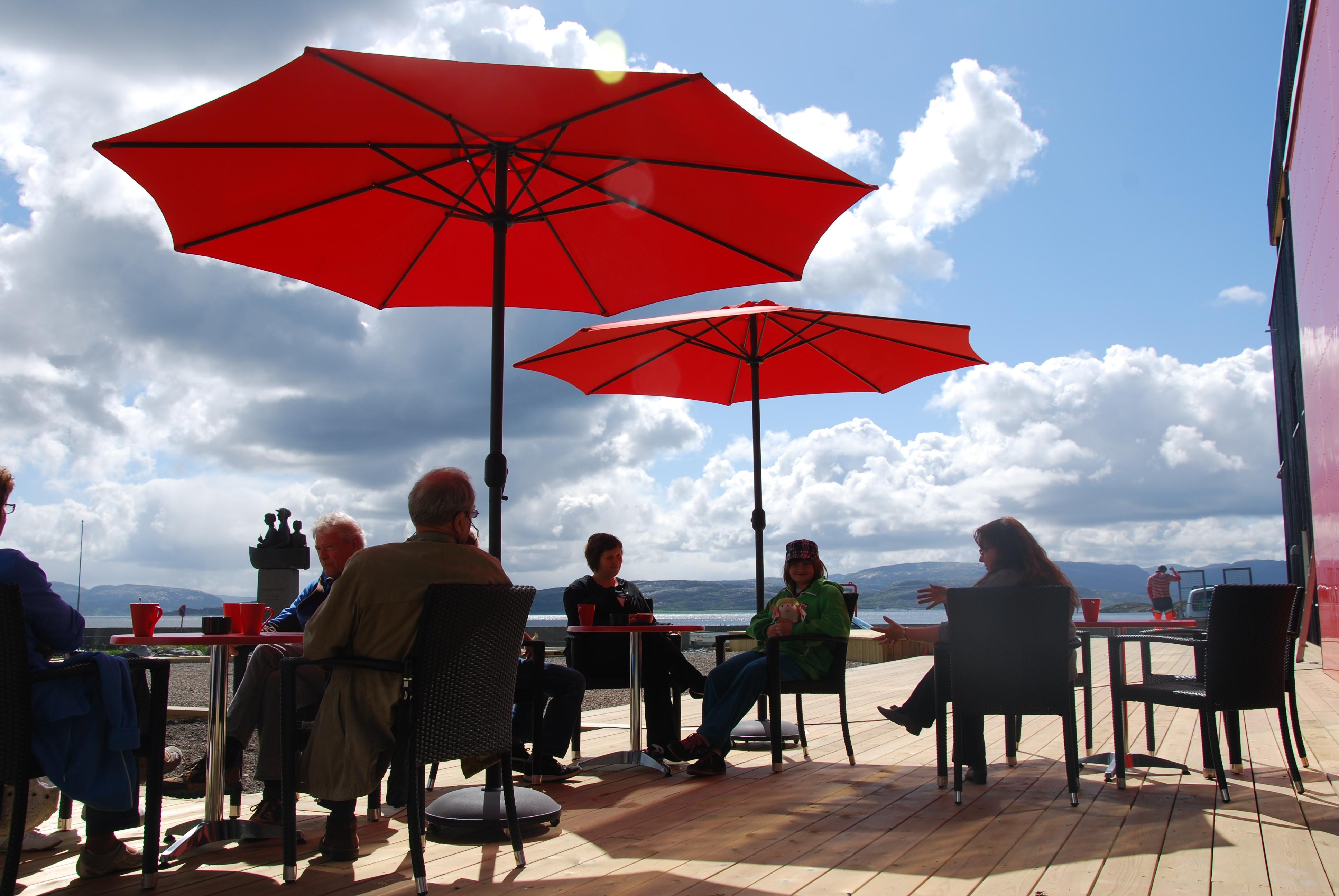 Ørland kysthotell. Copyright: Ørland kysthotell