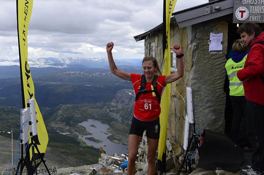 Viking challenge, Norway's toughest uphill run