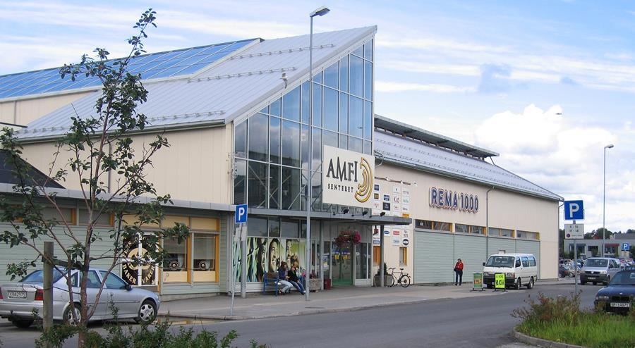 Hamstad Bakericafe Amfi