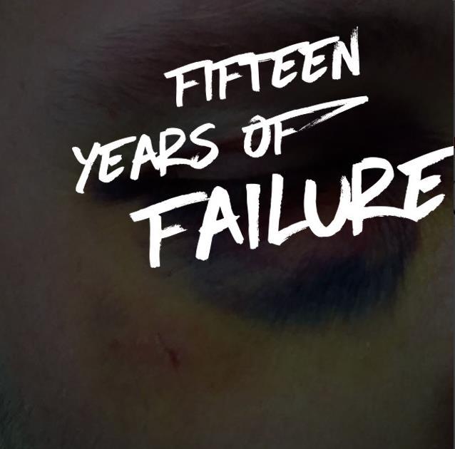 Fifteen years of failure, utstilling på Kunsthall Grenland.