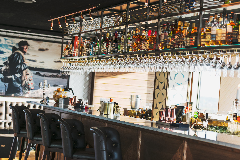 Baren hos Kust Bar Tage och skybar