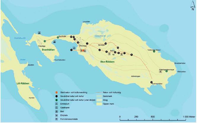 Stor-Räbben kartbild