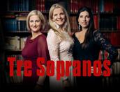 Jolekonsert med Tre Sopranos
