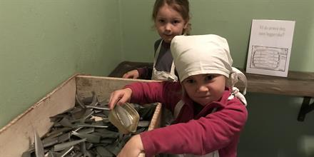 Haustferieaktivitetar på Sunnhordlandstunet