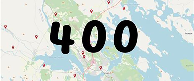 400 Boktips
