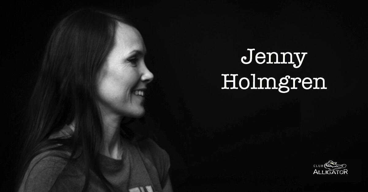 Jenny Holmgren