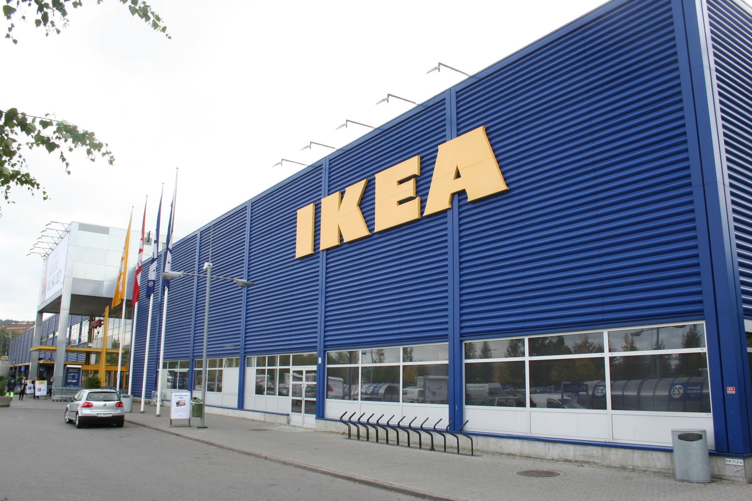 Fred Olsens Gate 5 Ikea Bussen