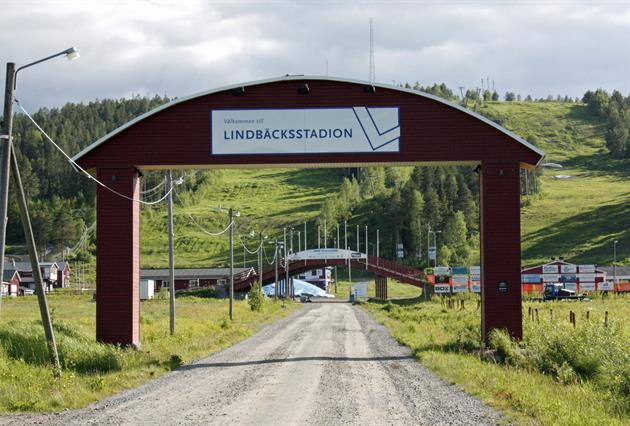 Bågen Lindbäcksstadion, KF