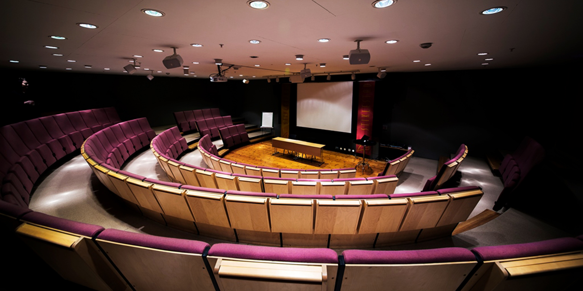 Stiklestad Hotell - The Auditorium. Copyright: Stiklestad Hotell