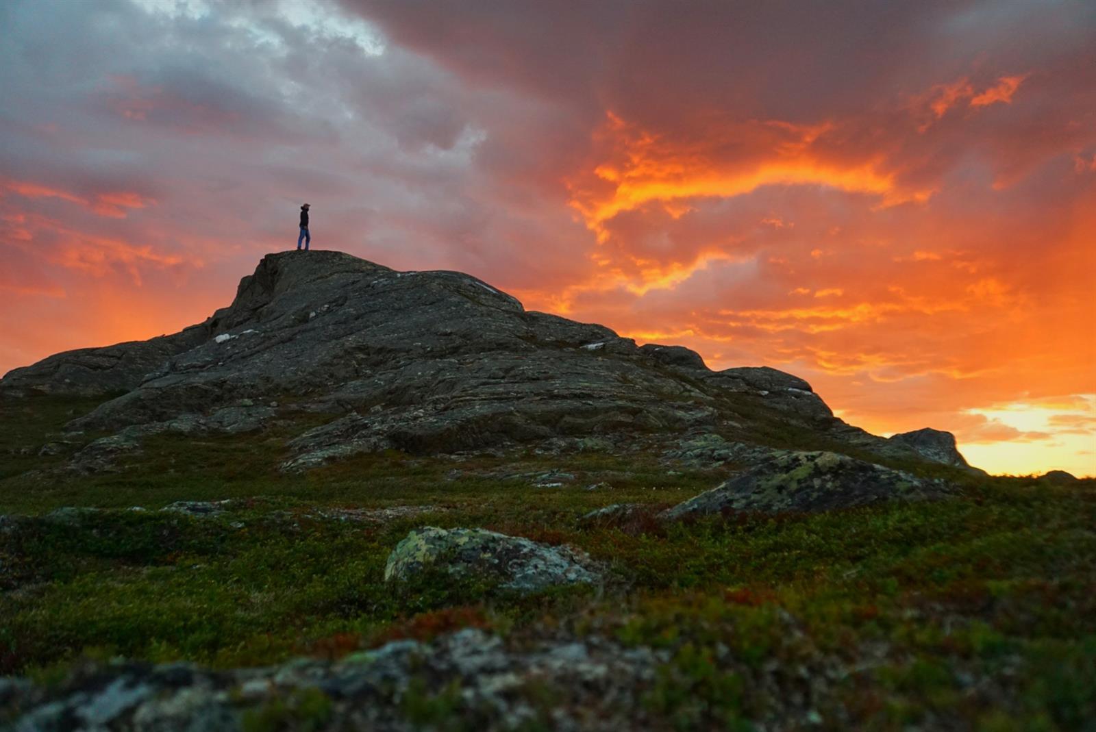 Turforslag: Turstier i Raudberglia
