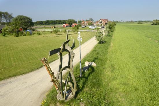 Gits Gård ett personligt och naturskönt lanthotell utanför Falkenberg