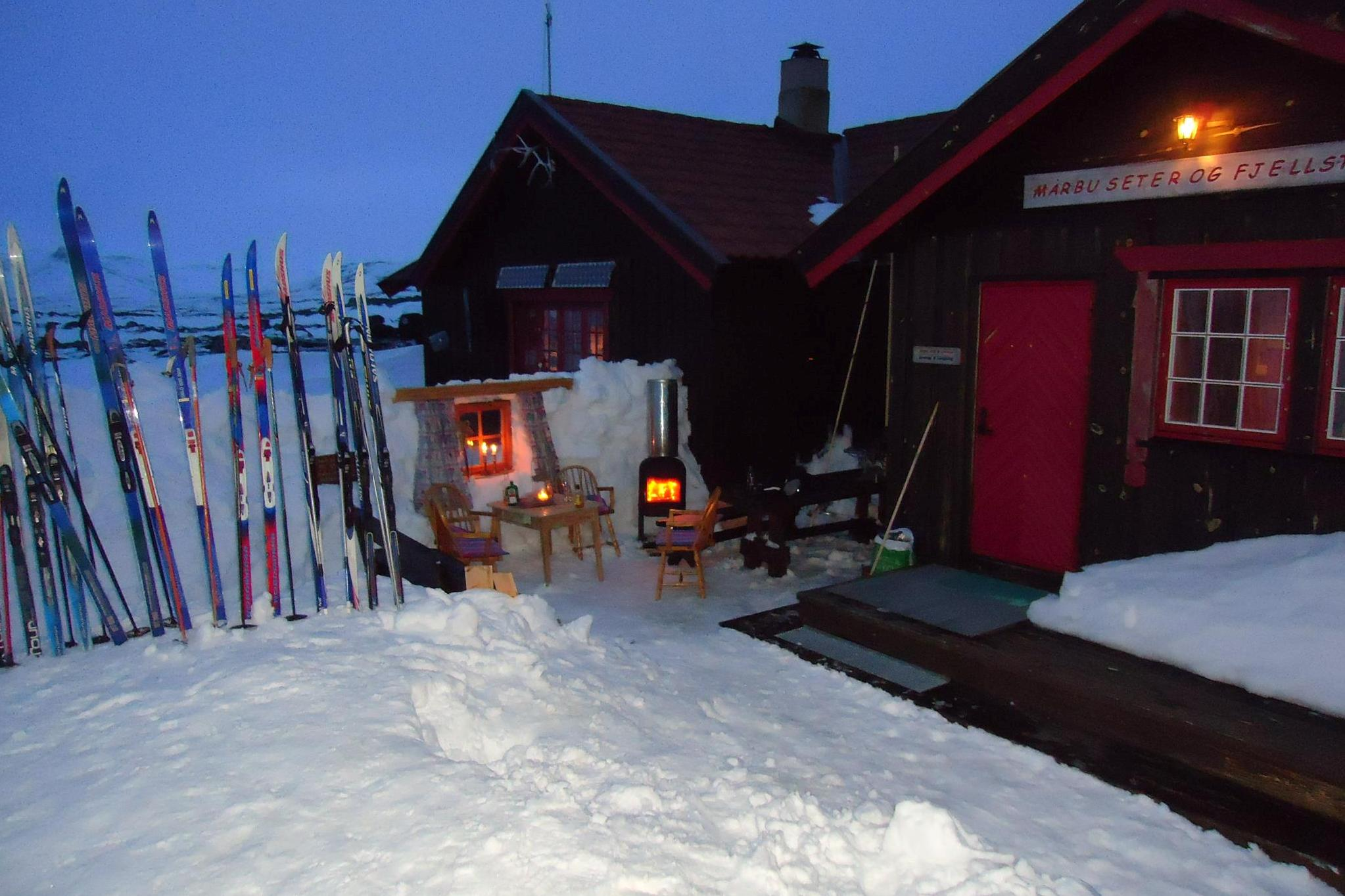 © Mårbu Seter & Fjellstue