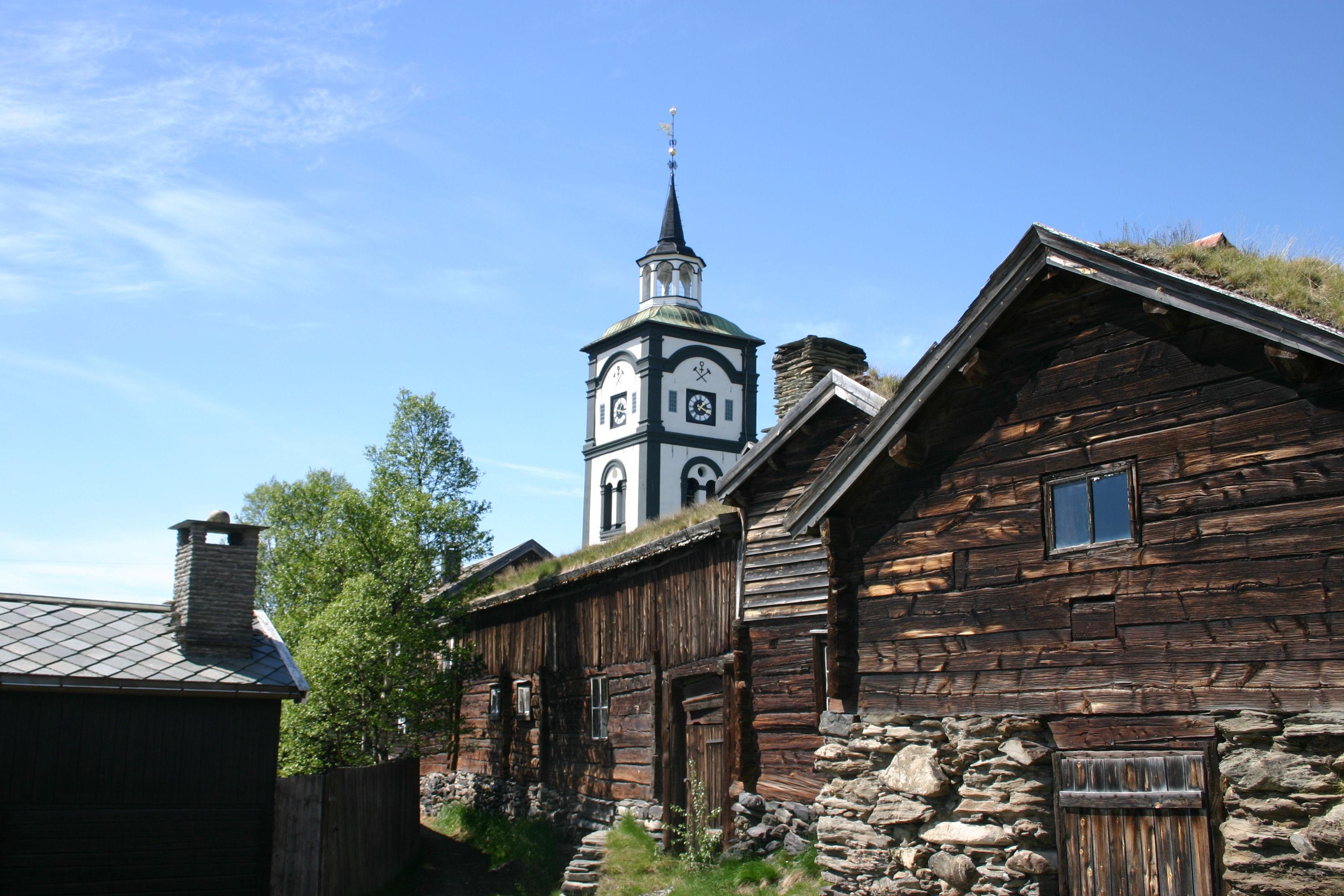 Sommerorgel konsert i Røros kirke