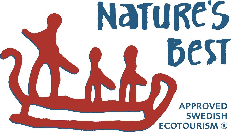 Natures best logotype