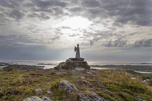 Fredsengelen i Vallersund